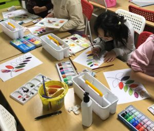 絵画教室画像